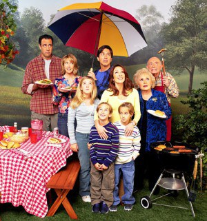 Cast of Everybody Loves Raymond