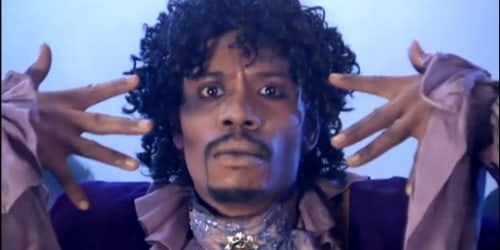 Chappelle as Prince
