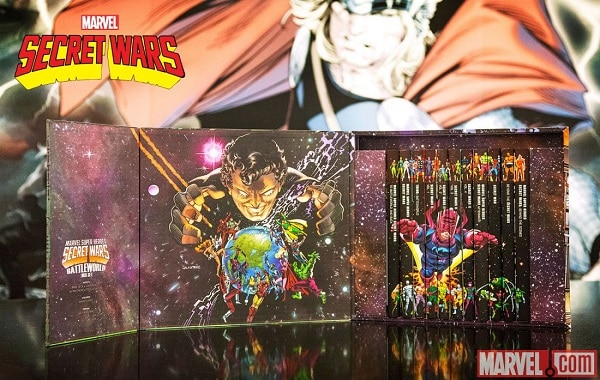 secret Wars box set