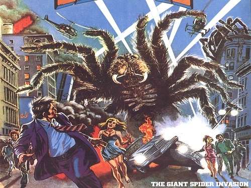 1975 Film The Giant Spider Invasion