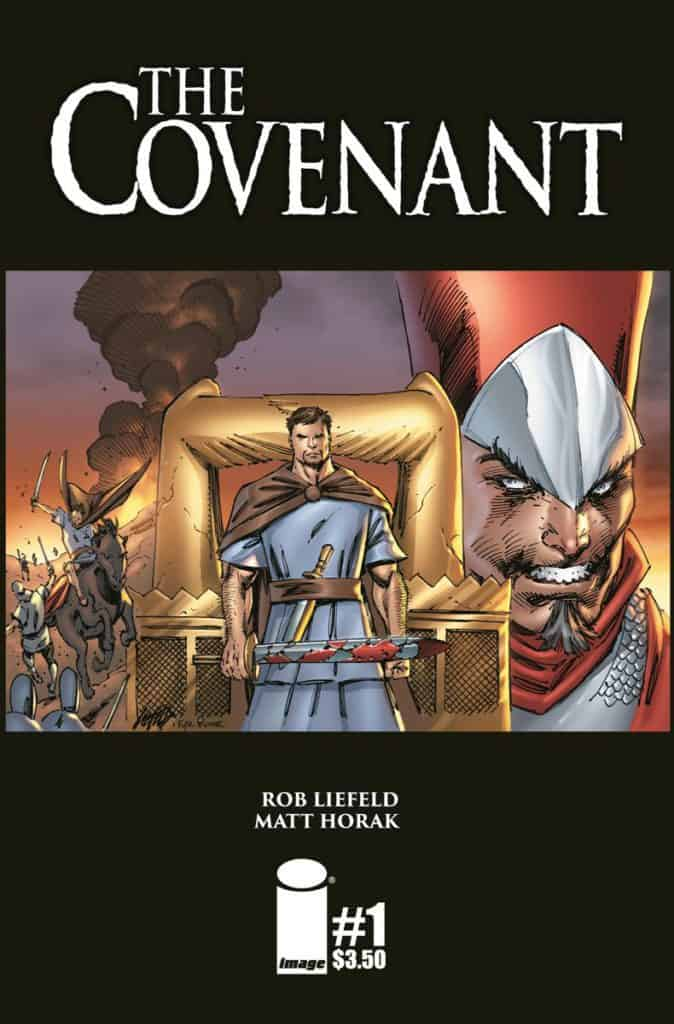 Cover of The Covenant #1