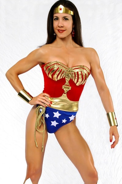 lynda carter WW