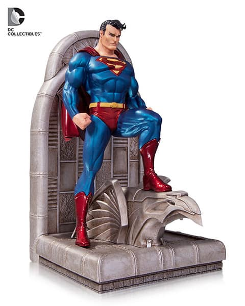 superman bookend