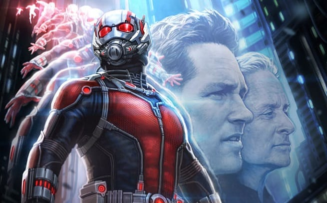 Ant-Man Top