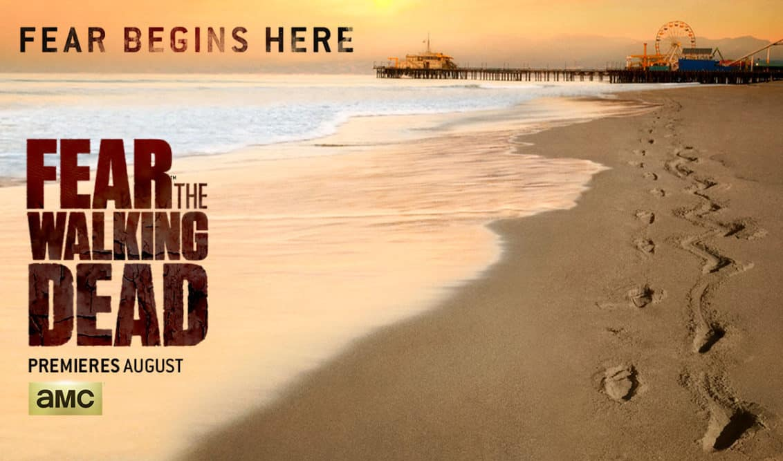 "The ""prequel"" to The Walking Dead to explore the beginning..."