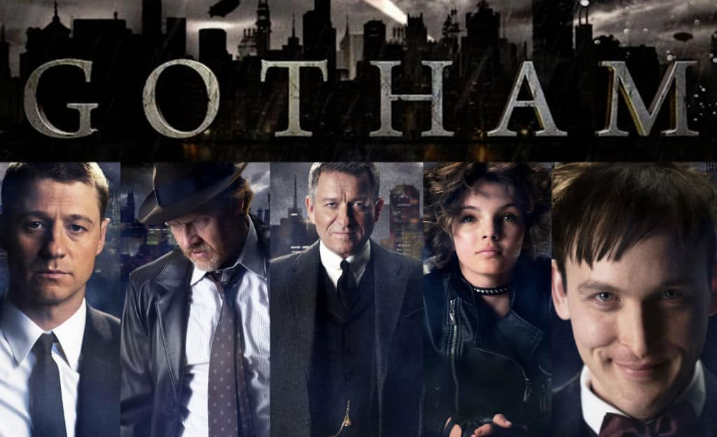 Gotham returns this fall on Fox