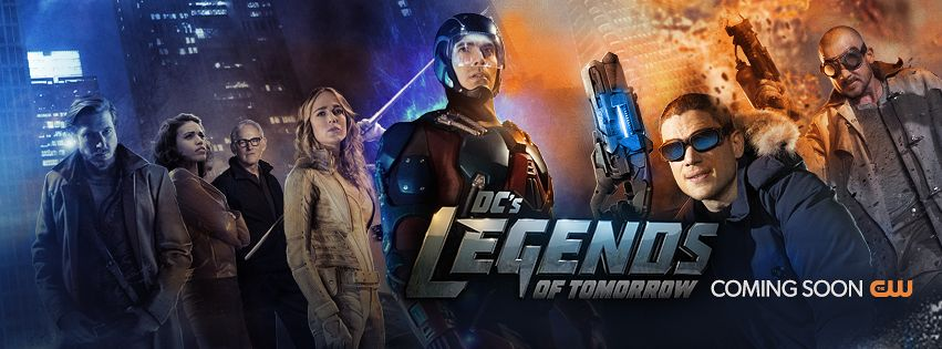 Arrow/The Flash spinoff - DC's Legends of Tomorrow