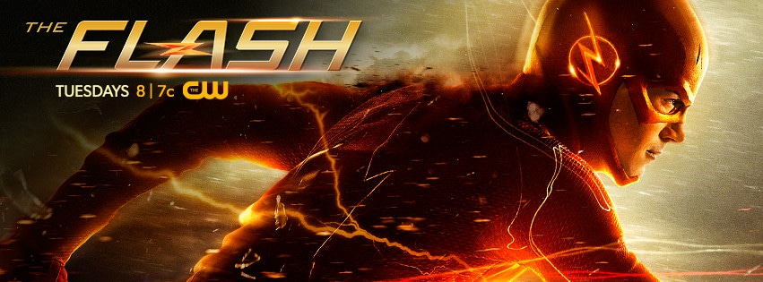 Grant Gustin returns as The Flash