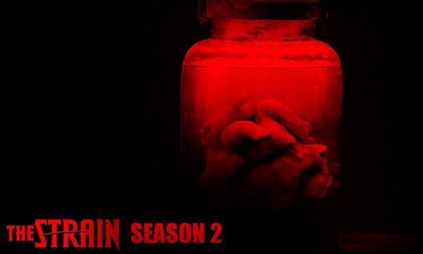 Guillermo Del Toro's The Strain is back on FX