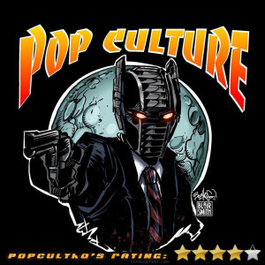 PopCultHQ 4 out of 5 stars