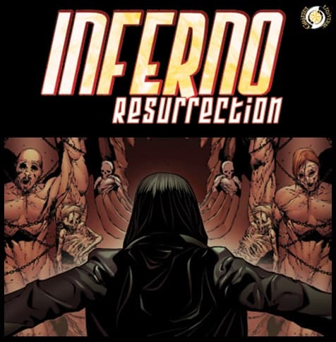 PopCultHQ Comic Book Review: Inferno: Resurrection #3 (of 5