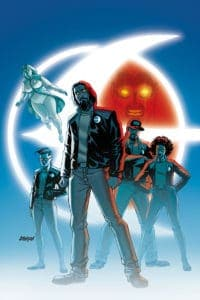 HARBINGER RENEGADES #1 – Cover C by Dave Johnson