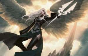 Avacyn, Angel of Hope | Art by Jason Chan