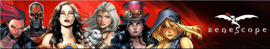 PopCultHQ Comic Book Review: GFT: STEAMPUNK – ALICE IN