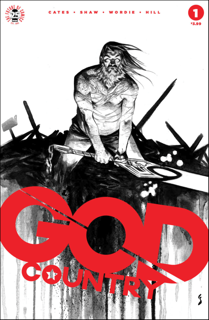 Image Comics: All Issues of GOD COUNTRY by Donny Cates & Geoff Shaw