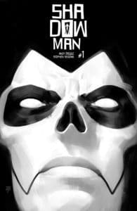 SHADOWMAN (2018) #1 – Cover A by Tonci Zonjic