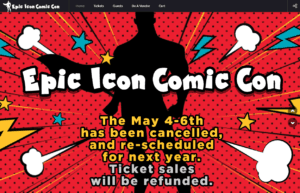 Epic Icon Comic Con