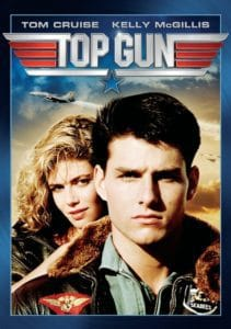 Original top Gun Movie Poster