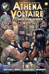 Athena Voltaire Ongoing #5 Cover C