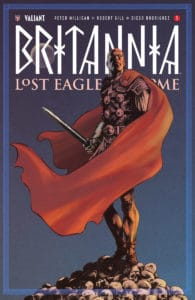 BRITANNIA: LOST EAGLES OF ROME #1 - Cover B by Brian Thies