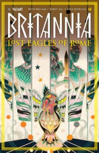 BRITANNIA: LOST EAGLES OF ROME #2 – Cover B by Sija Hong
