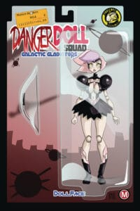 Danger Doll Squad Volume 2 #4 - Cover E by Dan Mendoza