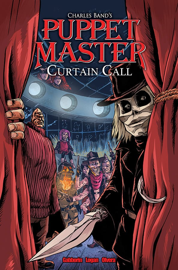 Puppet Master Curtain Call TPB