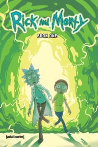 Rick and Morty Hardcover Book One