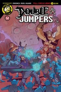 Double Jumpers Volume 2 #3 Cover A