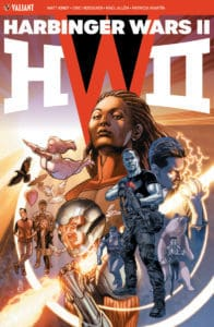 HARBINGER WARS 2 TPB