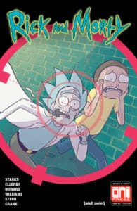 Rick and Morty™ #41 - Cover A