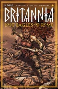 Britannia: Lost Eagles of Rome #3 - Cover B