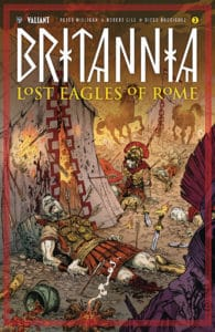 Britannia: Lost Eagles of Rome #3 - Cover C