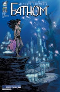 FATHOM Vol. 7 #3 - Cover A
