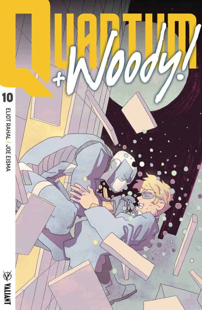 Quantum & Woody #10 - Cover A