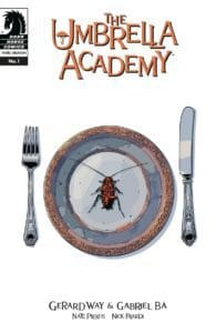 The Umbrella Academy: Hotel Oblivion #1 Main Cover