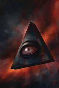 Conspiracy #1 - The Illuminati - Cover B