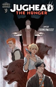 JUGHEAD: THE HUNGER #9 - Variant Cover by Marguerite Sauvage