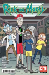 Rick and Morty™ #43 - Cover A