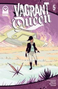 Vagrant Queen #5 - Cover A