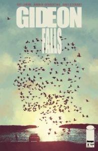 Gideon Falls #8 - Cover A by Andrea Sorrentino